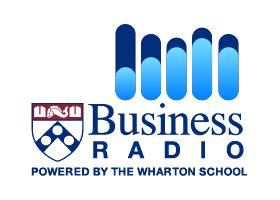 Logo Wharton Business Radio